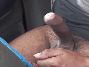 Sri Lankan girl make a boy cum after massaging his balls