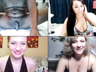 3 cam models and whipped cream in my ass hole
