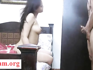 Tamil Girl Sonia Doggy Fuck And Cumshot On Tits- 24Cam.org