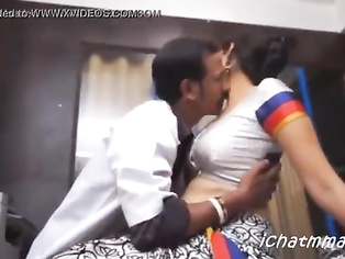 Telugu Aunty Sex With Office Staff Beautiful