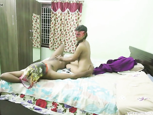 Desi Nymphos Couple Premarital Sexual Affair Fucking Movie