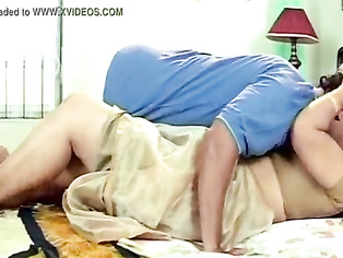 Mallu Maria in bed kissing scene and boobs show in blouse 1080p (new)