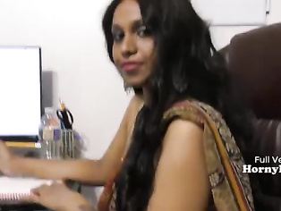 Indian Sex Tutor and Student getting naughty POV roleplay