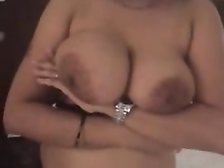 Big boobs mallu aunty put on weight