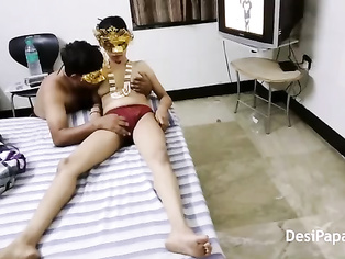 Desi Couple Celebrating Vacation In Shimla Bhabhi Filming Her Porn Vid With Her Husband