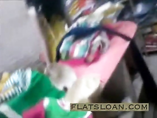 Tamil girl fucked in cloth store