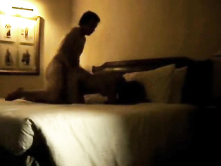High class indian call girl with his client in famous mumbai Hotel Taj caught on hidden cam.